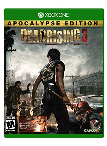 Dead Rising 3: Apocalypse Edition (Dead Rising Best Weapon)