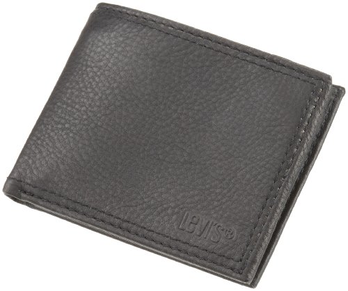Levis Travel Wallet Interior Zipper