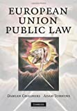 img - for European Union Public Law: Text and Materials by Damian Chalmers (2009-03-09) book / textbook / text book