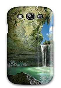 High Quality ZKDGaYL12156dmVsM Waterfall Tpu Case For Galaxy S3