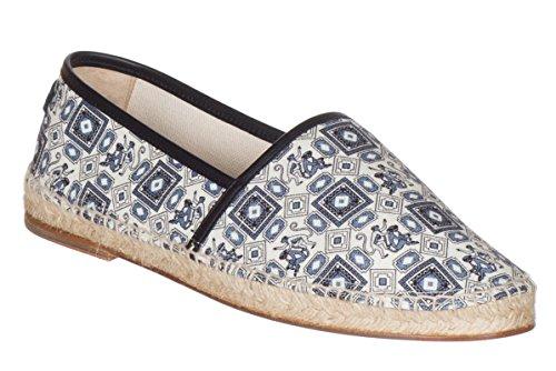 Dolce & Gabbana Men's Monkey Print Espadrille Loafers Slip-On Shoes, White, US 7 / EU 40 Dolce & Gabbana Print Heels