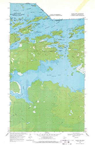 (YellowMaps Island View MN topo map, 1:24000 Scale, 7.5 X 7.5 Minute, Historical, 1969, Updated 1971, 27.23 x 21.53 in - Paper)