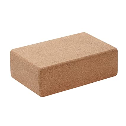 Amazon.com : DLYDSS Cork Yoga Blocks, 100% Natural Cork ...