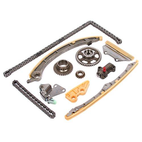 Honda Accord Timing Chain (02-09 Honda Accord, CR-V, Element 2.4 DOHC 16V Vtec K24A1 K24A4 K24A8 K24Z1 Timing Chain Kit)