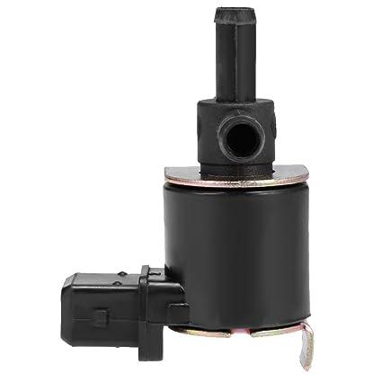 quioss N75 Turbo wastegate presión Control Válvula Solenoide para Audi A4 TT escarabajo de VW Jetta Passat Golf: Amazon.es: Coche y moto
