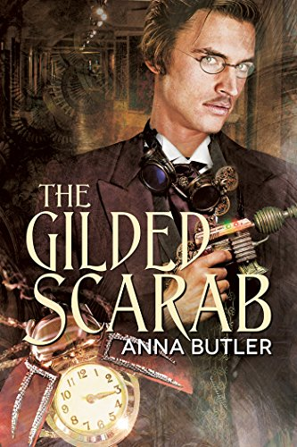 The Gilded Scarab (Lancaster's Luck Book 1)