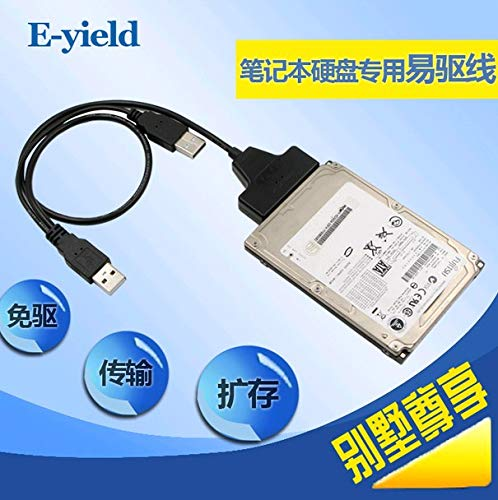Gimax Laptop SATA turn usb drive line A serial port turn hard disk SATA cable usb mobile hard disk