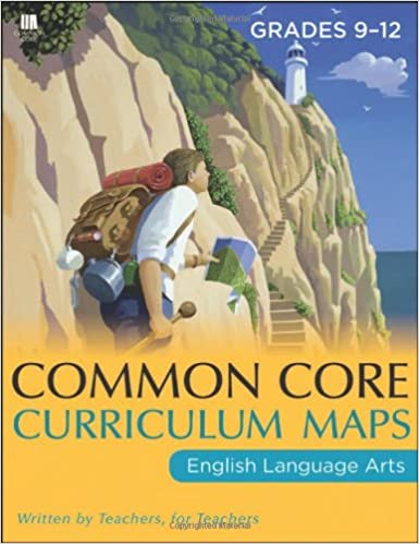 Amazon Com Common Core Curriculum Maps In English Language Arts