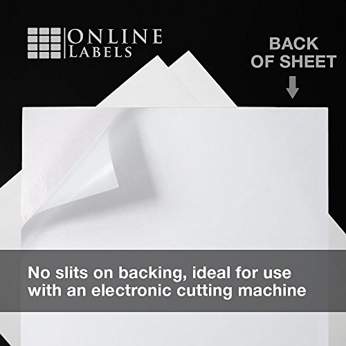 Buy blank stickers for printer