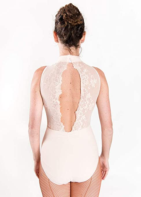 Amazon.com   Ballet Rosa Womens Amelie Lace Leotard 1044LMA   Sports    Outdoors 320059ad9f9