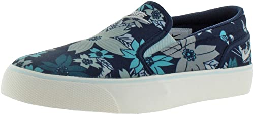 Nike Women's Toki Slip Canvas Casual Shoe