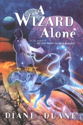 A Wizard Alone (Young Wizards Series Book 6)
