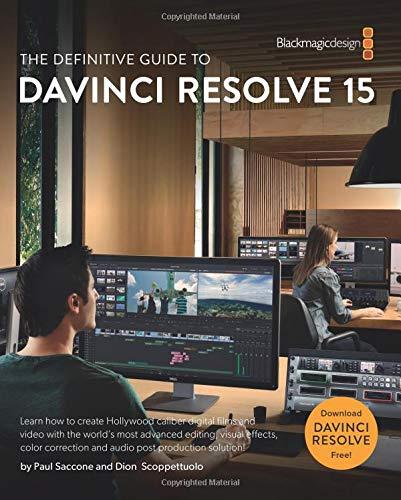 The Definitive Guide to DaVinci Resolve