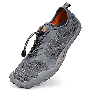 Troadlop Women's Hiking Shoes Outdoor Breathable Athletic Running Shoes