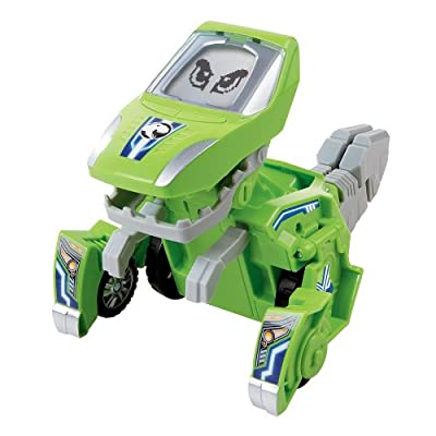 VTech Switch & Go Dinos - Sliver the T-Rex Dinosaur | Educational Toys