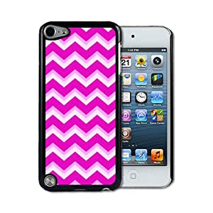 IPod 5 Touch Case Thinshell Case Protective I Pod 5G Touch Case Shawnex Hot Pink Chevron