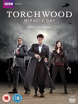 Picture of BBCDVD 3500 Torchwood - Miracle day by artist Unknown from the BBC dvds - Records and Tapes library