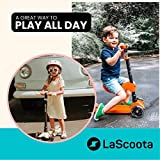 Lascoota Kick Scooter for Kids - Adjustable Height