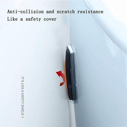 4 Stück Auto Türkante Rückspiegel Antikollisionsstreifen Aufkleber Universal #LY