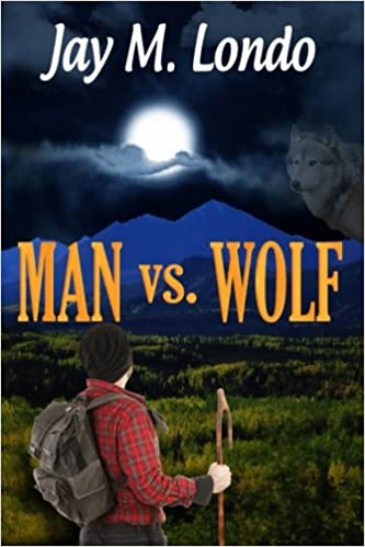 Amazon com: Man vs  Wolf (Alone In The Woods) (Volume 2