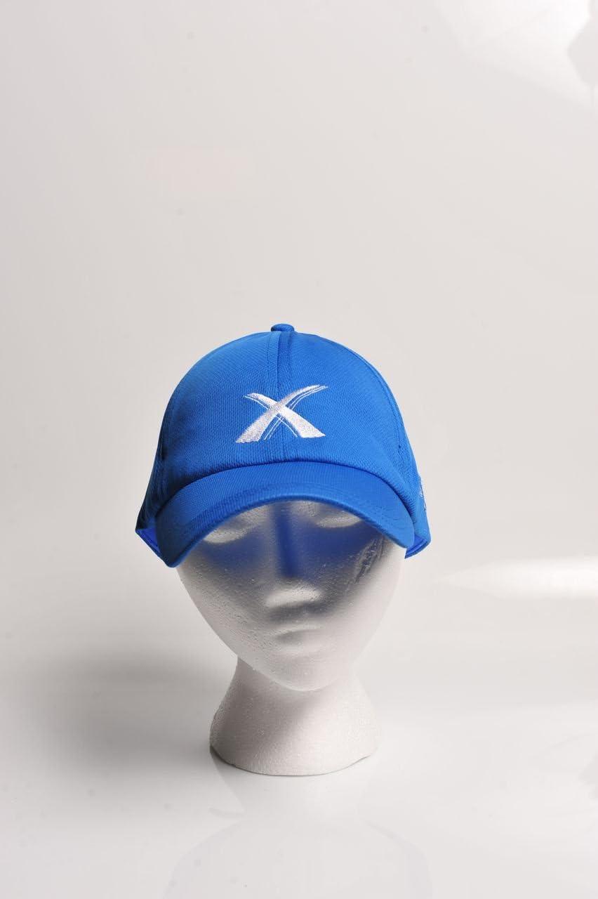 Real Gear Xtreme refrigeración Gorra de Golf. Azul. Color.: Amazon ...