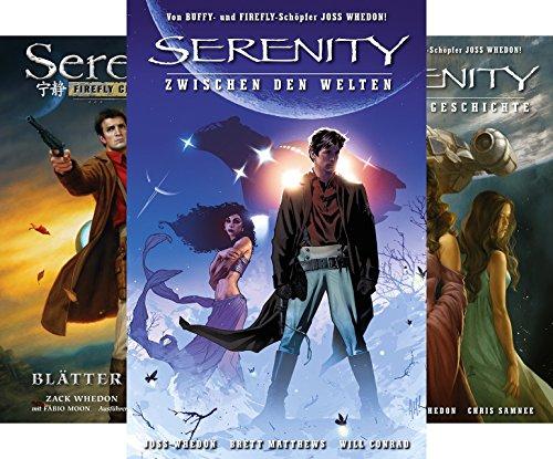 Serenity (Reihe in 4 Bänden) by