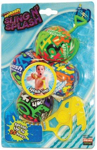 Kid's Sling N Splash Launcher and Balls