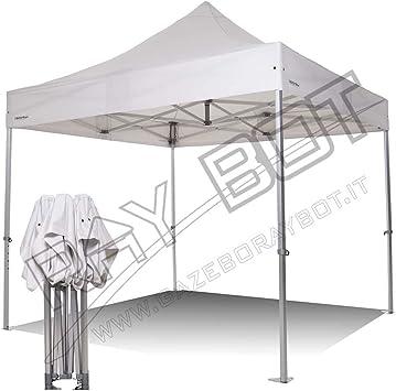 RAY BOT Cenador Plegable 3 x 3 sin Laterales Modelo Aluminio Exa ...