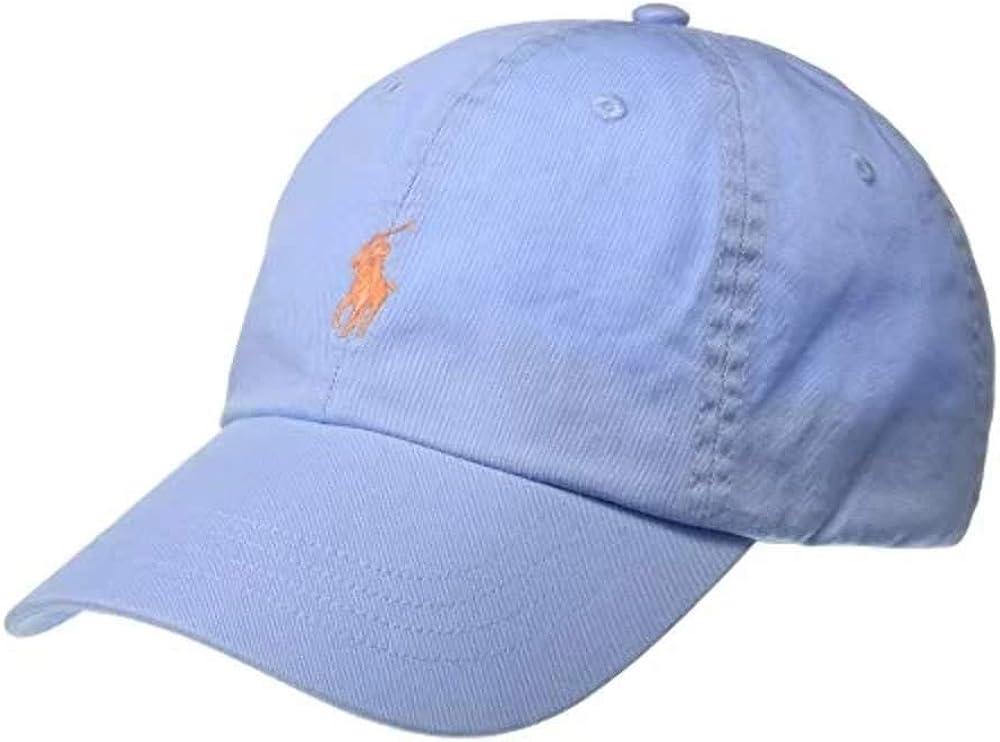 Ralph Lauren - Gorra de béisbol - Azul: Amazon.es: Ropa y accesorios