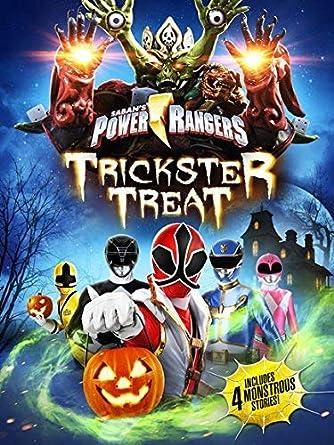 Amazon.com: Power Rangers: Trickster Treat [DVD + Digital ...