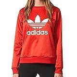 adidas Originals Womens Trefoil Crew Sweater