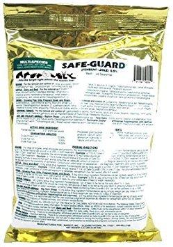 Safe1.1LB Mult Dewormer by MERCK ANIMAL HEALTH MFG