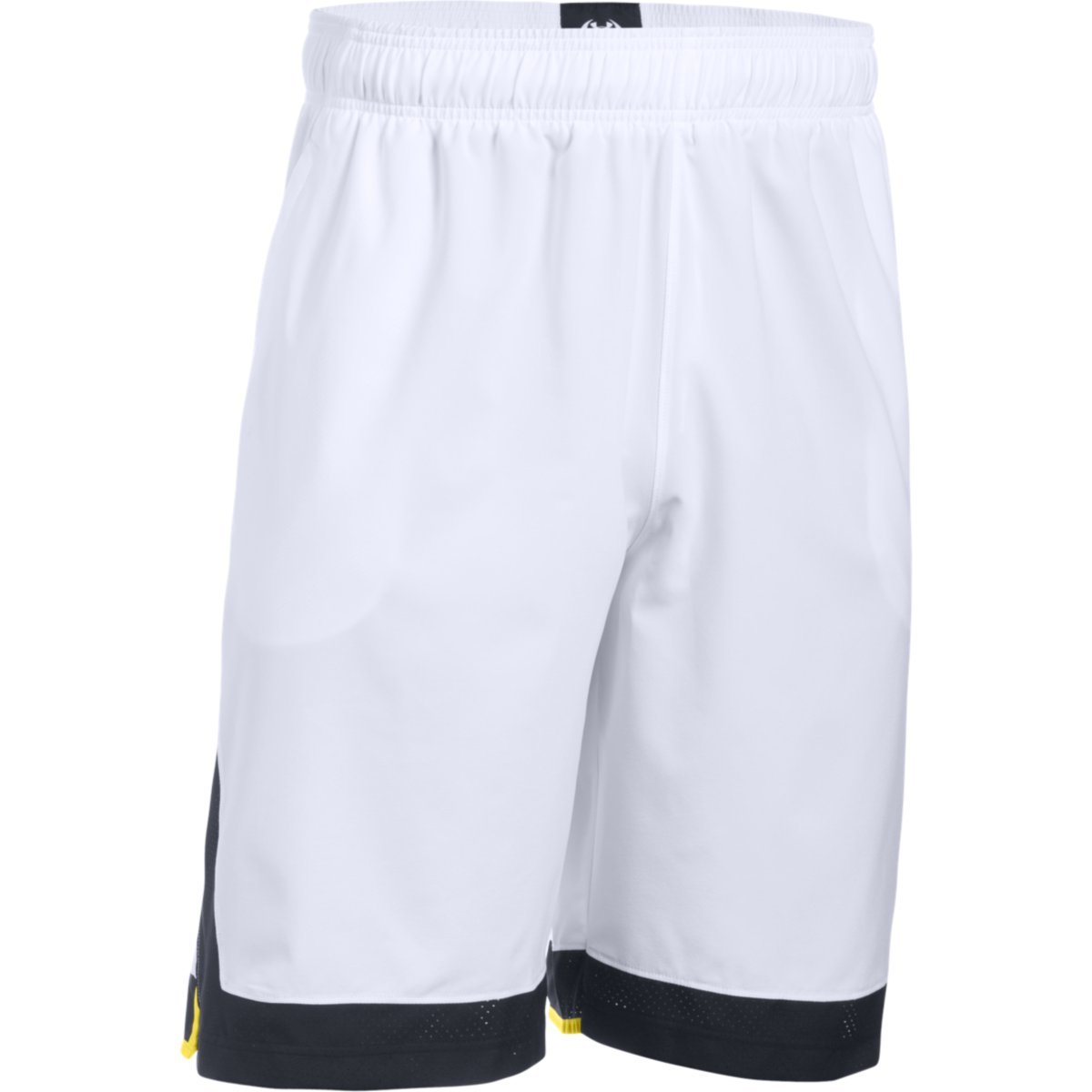(アンダーアーマー)UNDER ARMOUR UA SC30 HYPERSONIC 9IN SHORT B01FHKXDIS White/ Black/ Tokyo Lemon XX-Large