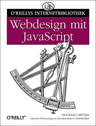 Webdesign mit JavaScript by Nick Heinle (2002-07-01)