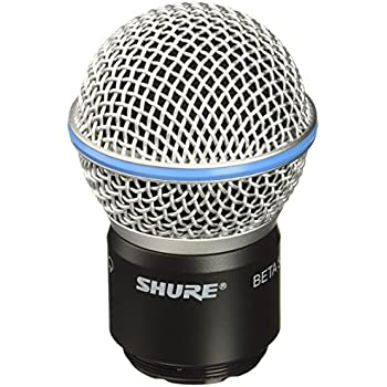 shure rpw118 dynamic replacement element for beta 58a microphone transmitters. Black Bedroom Furniture Sets. Home Design Ideas