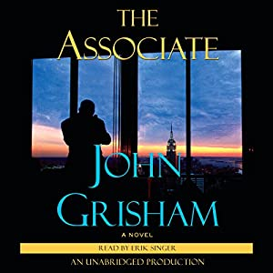 The Associate: A Novel Audiobook
