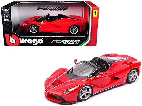 1:18 Bburago Ferrari FXX K #10 2015 Red//Black