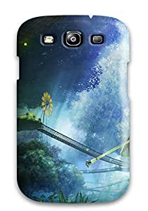 Anti-scratch And Shatterproof Xenoblade Chronicles Anime Fantasy Phone Case For Galaxy S3/ High Quality Tpu Case
