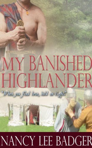 Book: My Banished Highlander (Bk#2-Highland Games Through Time) by Nancy Lee Badger