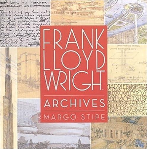 Frank Lloyd Wright : Archives (1CD audio)