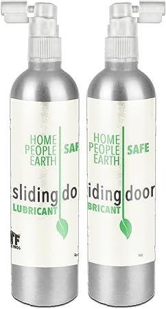 Lubricante para puerta corredera, base mineral, sin perfume, 2 ...