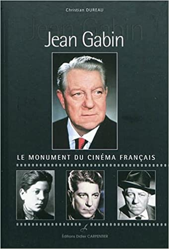 Jean Gabin Le Monument Du Cinema Francais Amazon Fr