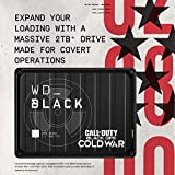 WD_BLACK 2TB P10 Game Drive Call of Duty Special