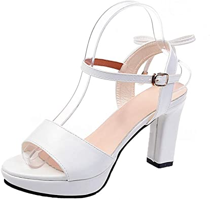 DOLDOA Chaussures Femme ete Chaussure Mariage Femme Petit