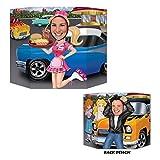 Car Hop/Greaser Photo Prop