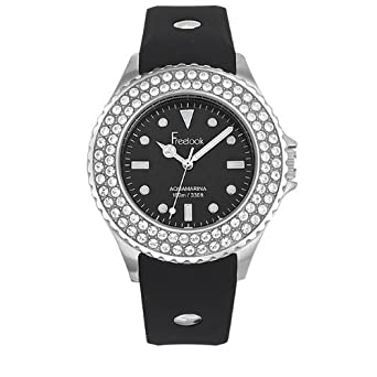 Freelook Damen-Armbanduhr Aquajelly Swarovski HA9036-1
