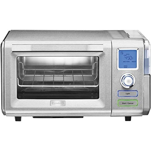 Cuisinart CSO-300N Convection Steam Oven, Stainless Steel Cuisinart Oven