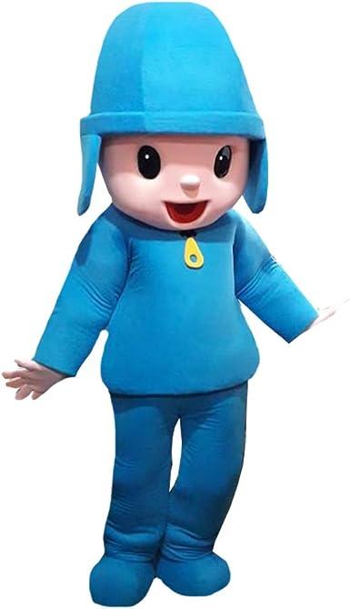 Quality Mascots Costumes Pocoyo Mascot Disfraz de Personaje ...