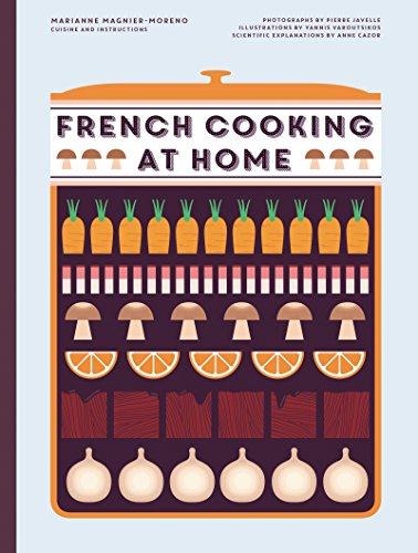 French Cooking at Home by Marianne Magnier Moreno