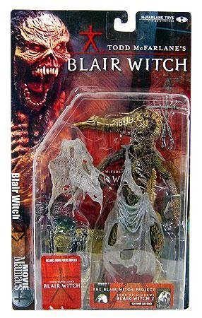 - Movie Maniacs Series 4 > Blair Witch (Treehead) Action Figure